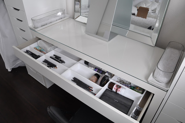 Image of: malm dressing table assembly instructions