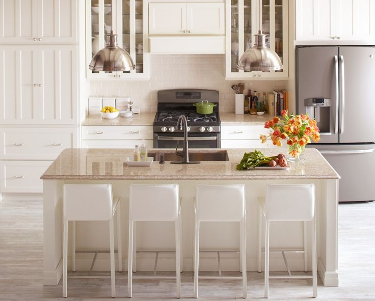 Image of: martha stewart kitchen countertops