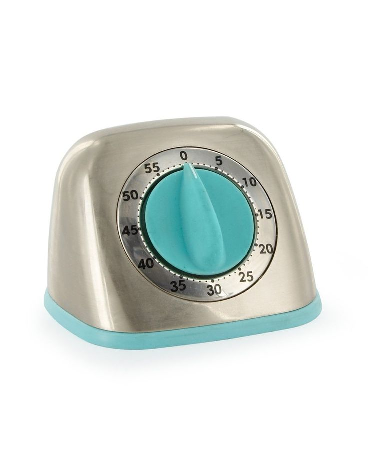 Image of: martha stewart kitchen timer