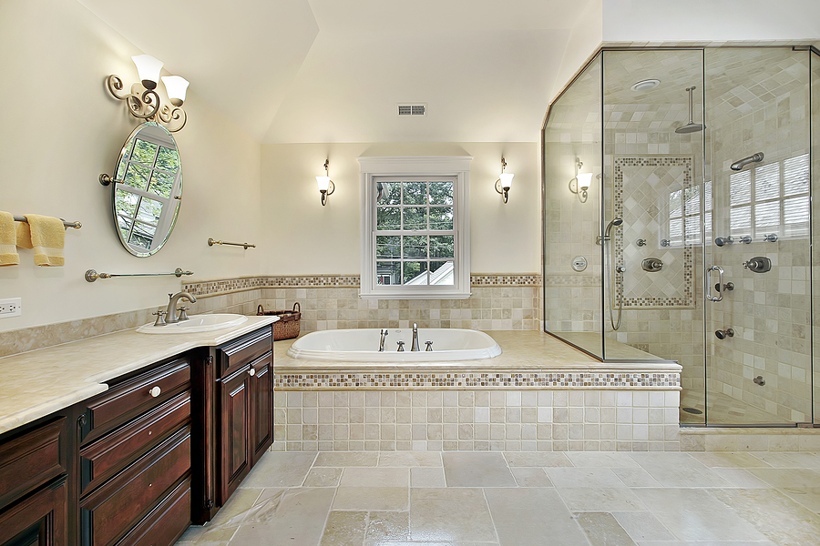 Image of: master bath designs bathroom remodel