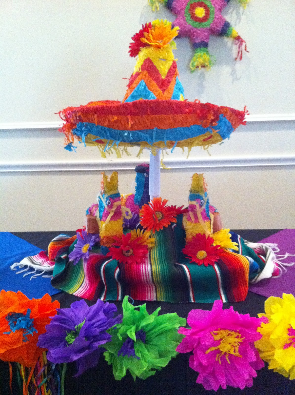 Image of: mexican party decor