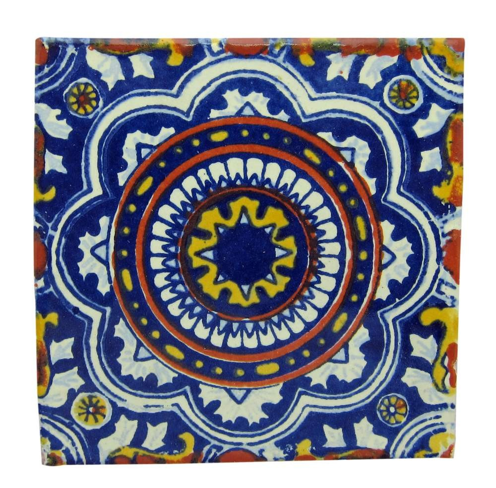 Image of: mexican tile design