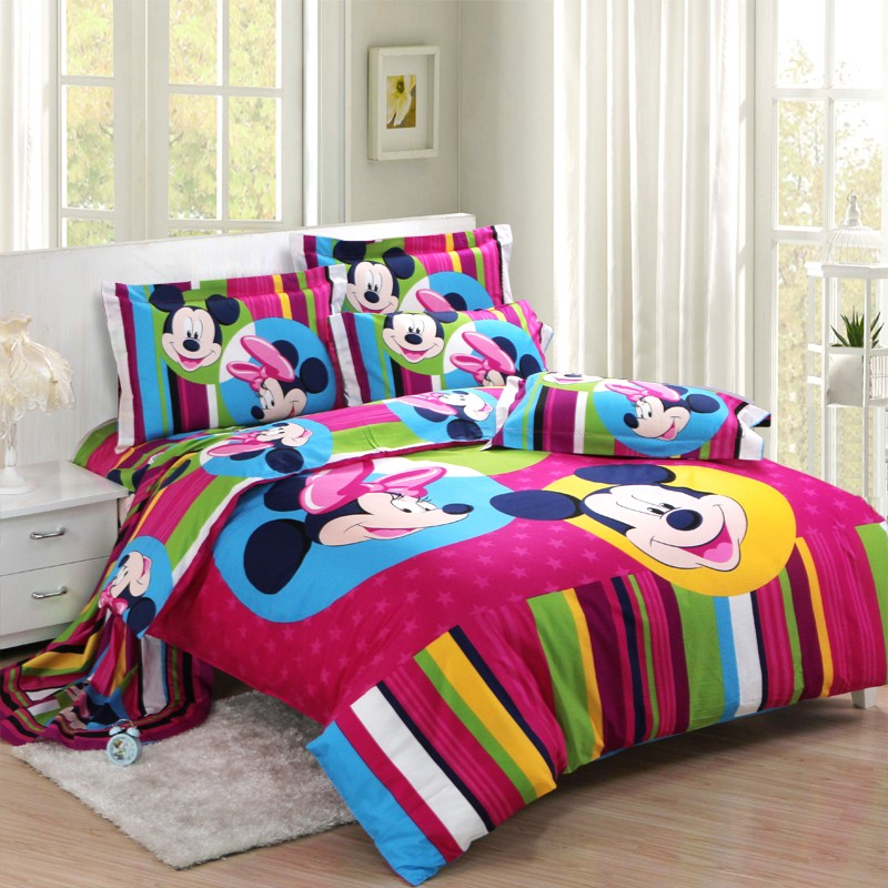Image of: mickey and minnie mouse room decor uk