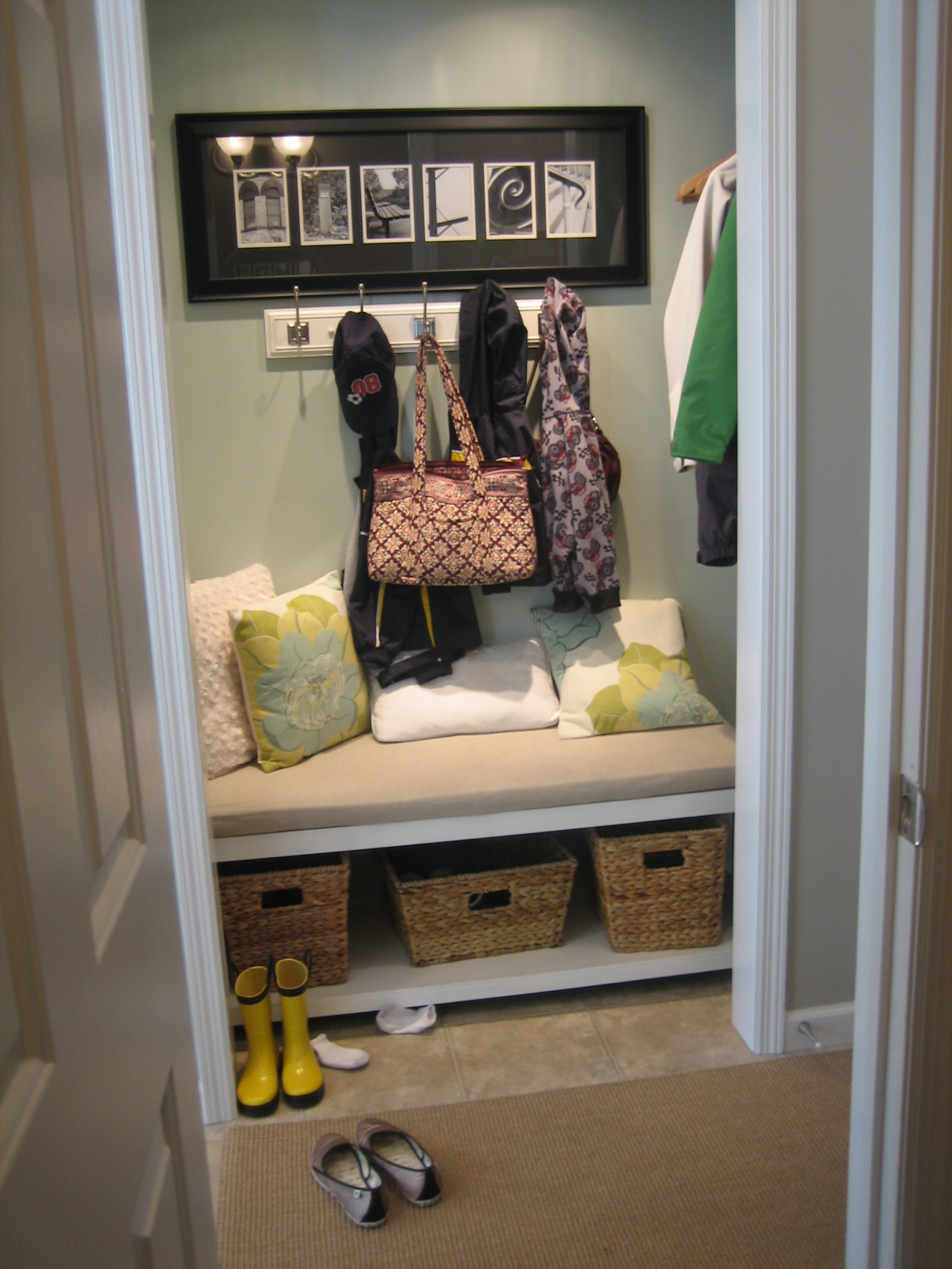 Image of: mud room designs closets