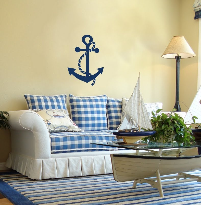 Image of: nautical decor