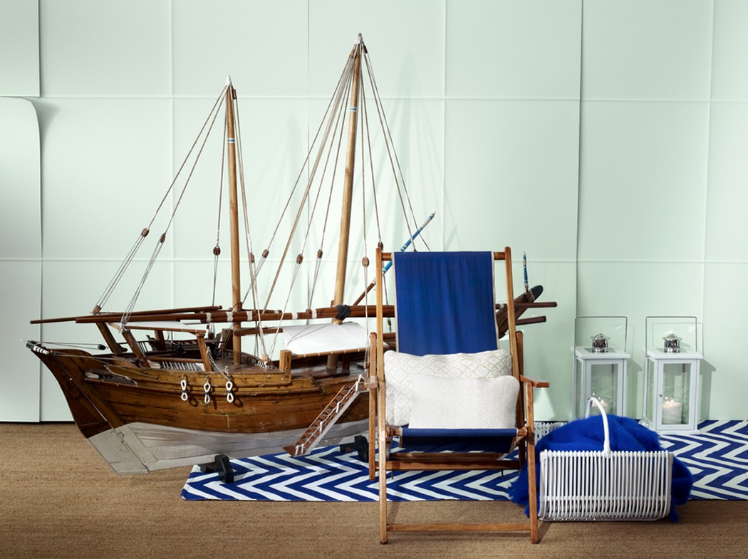 Image of: nautical room decor