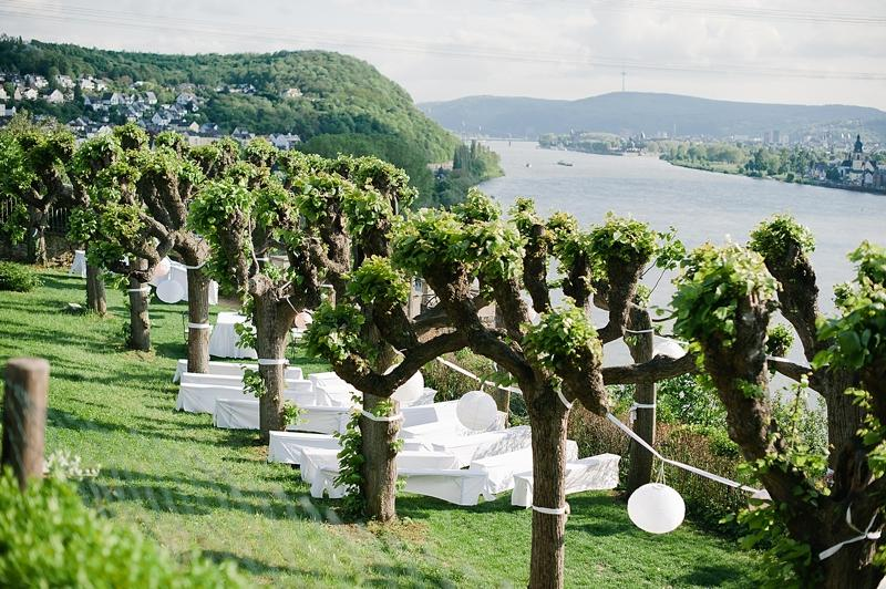 Image of: outdoor wedding decorations for trees ideas