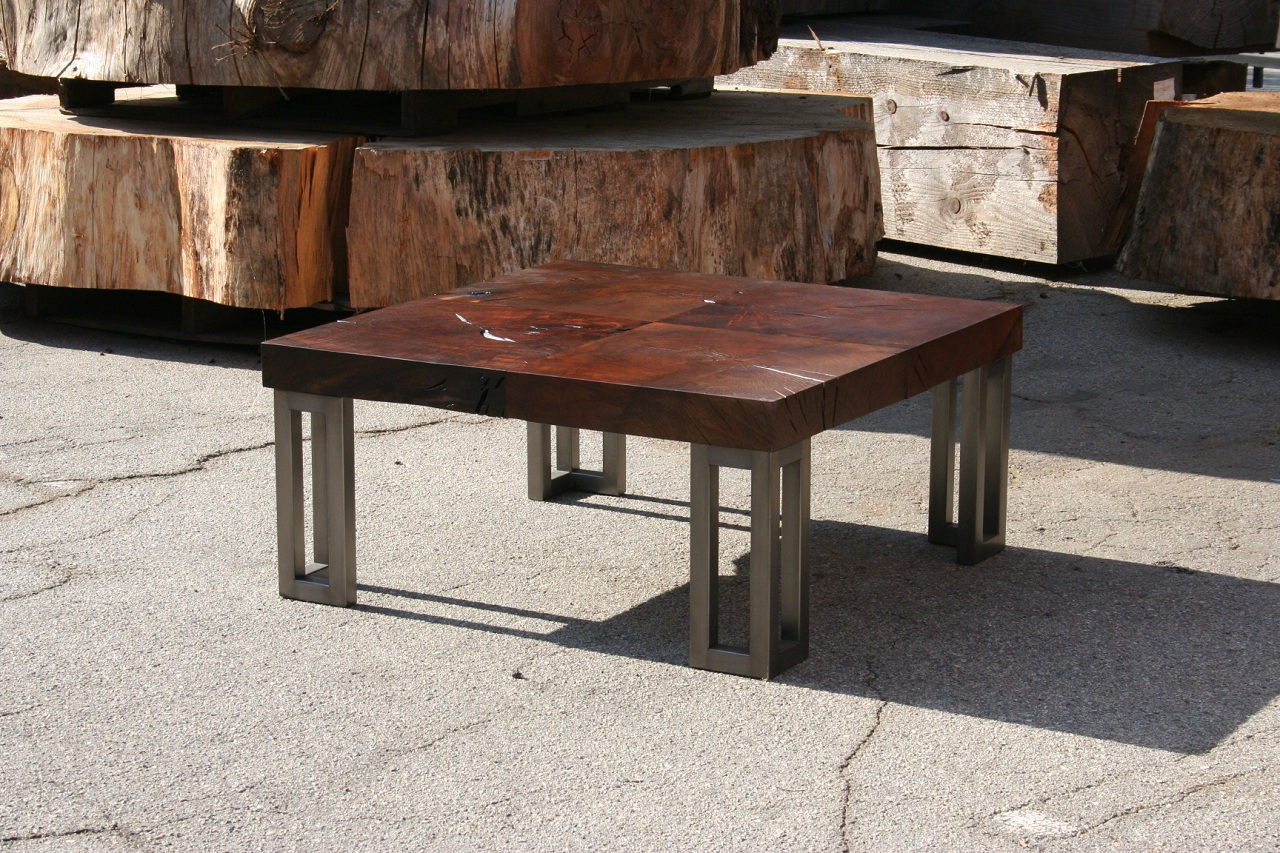 Image of: parsons coffee table