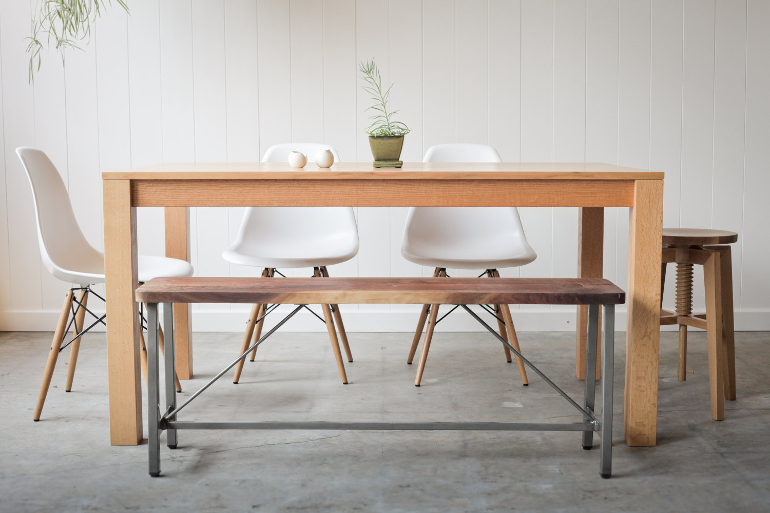 Image of: parsons dining table