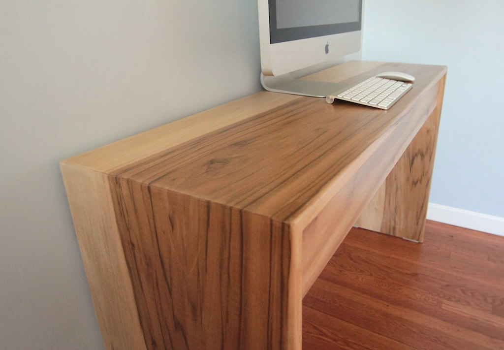 Image of: parsons table desk