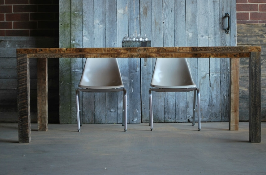 Image of: parsons tables