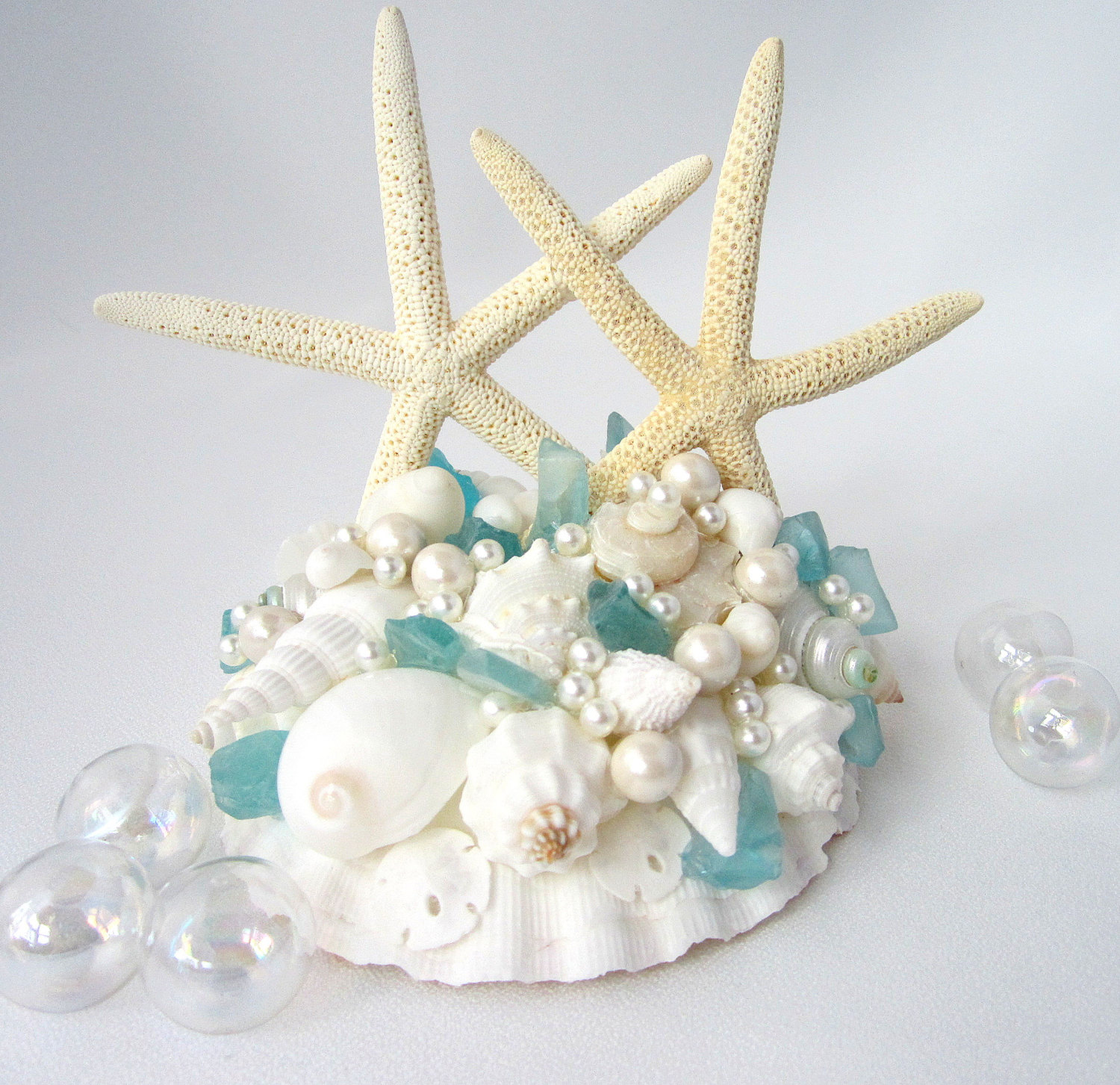 Image of: plastic starfish decorations