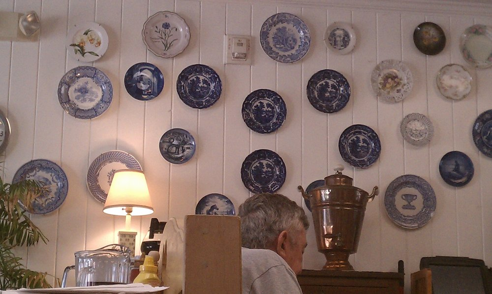 Image of: plate wall decor