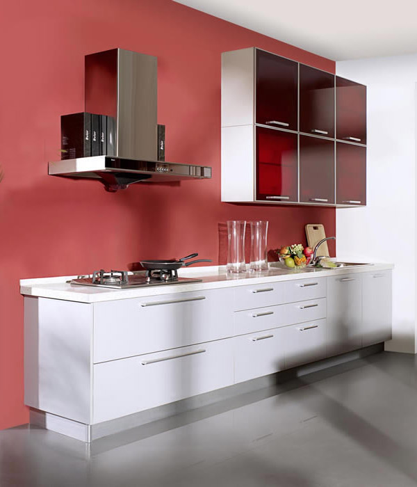 Image of: repainting kitchen cabinets diy