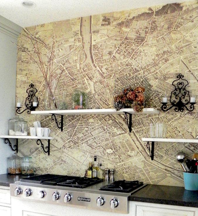 retro kitchen backsplash ideas