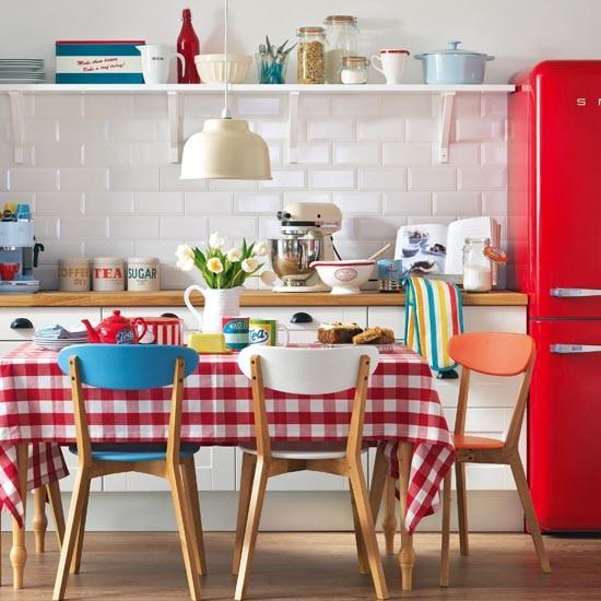 Image of: retro kitchen ideas uk