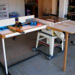 sears craftsman router table