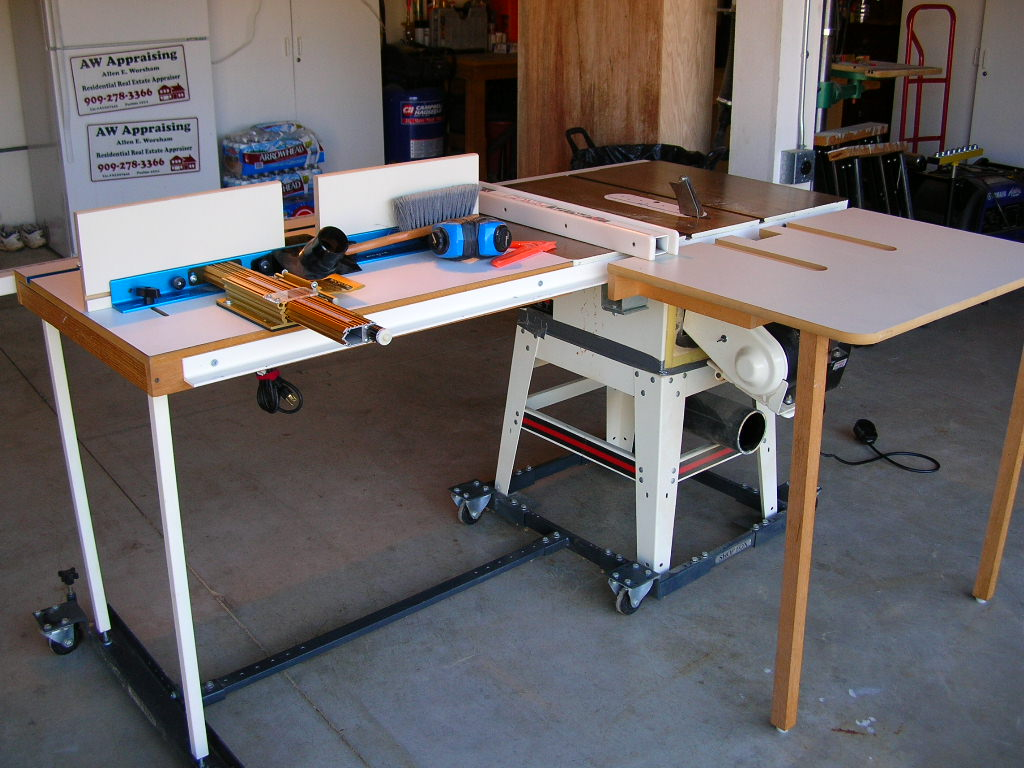 Image of: sears craftsman router table