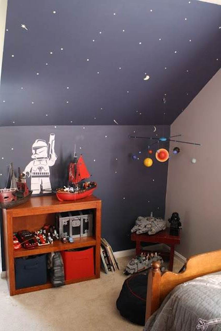Image of: star wars home decor