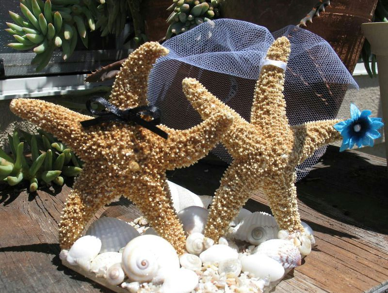 Image of: starfish decoration