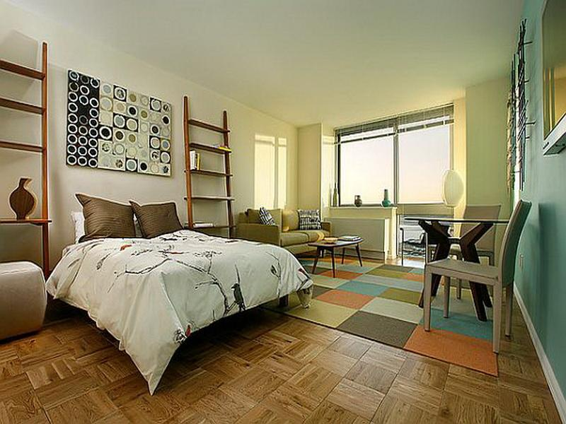 Image of: studio apartment design ideas pictures
