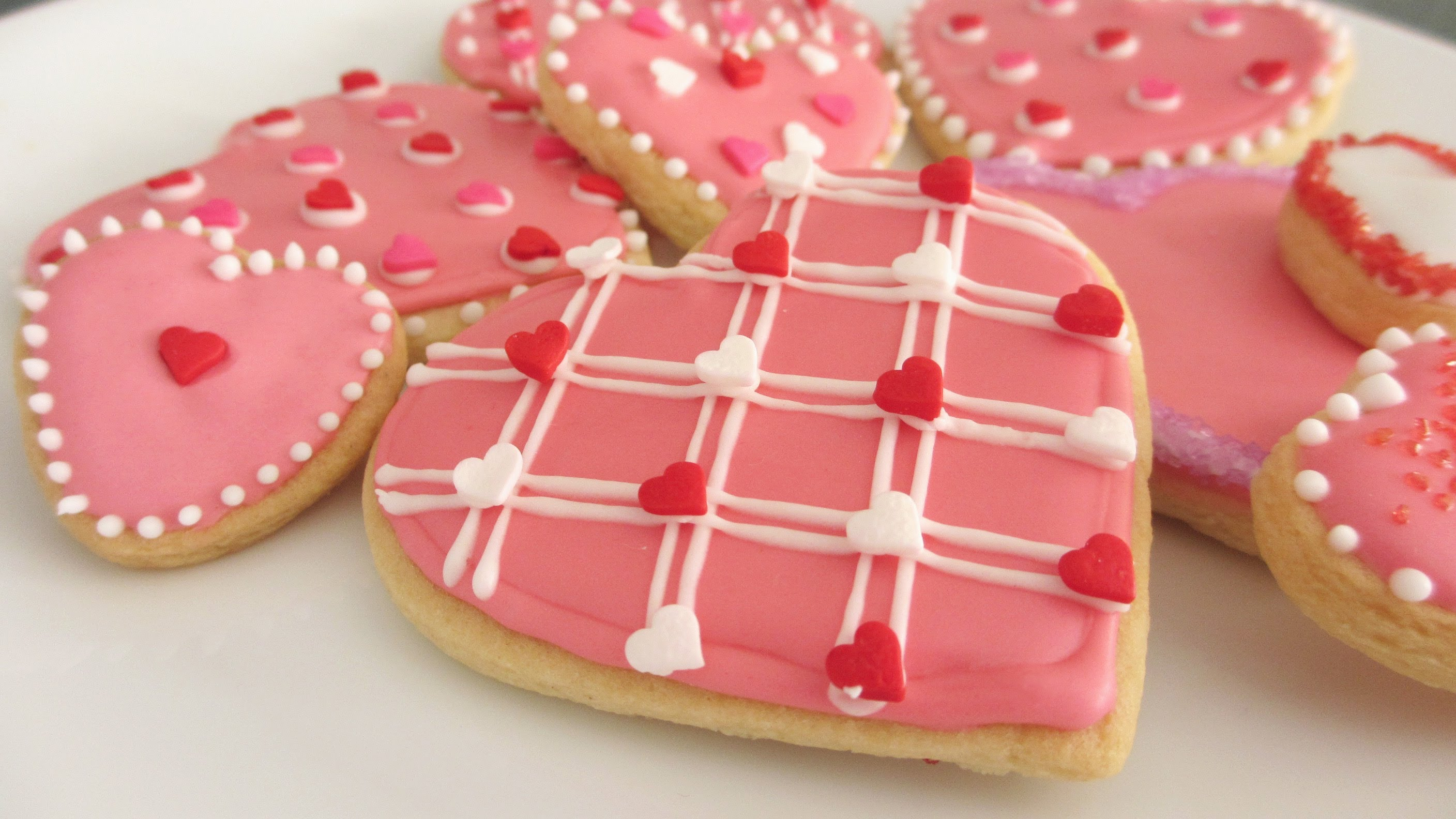 Image of: sugar cookie decorating ideas