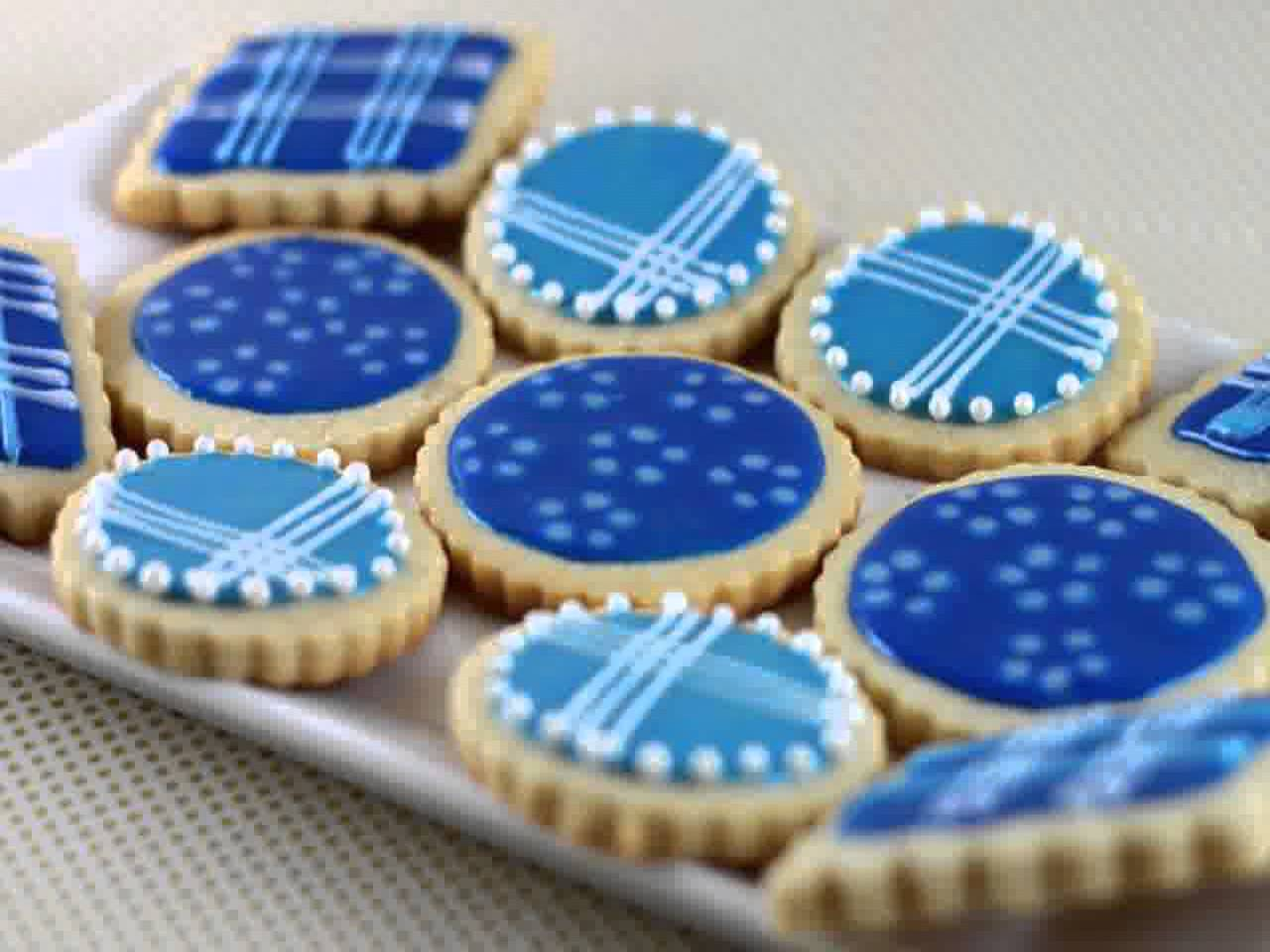 Image of: sugar cookie decorations