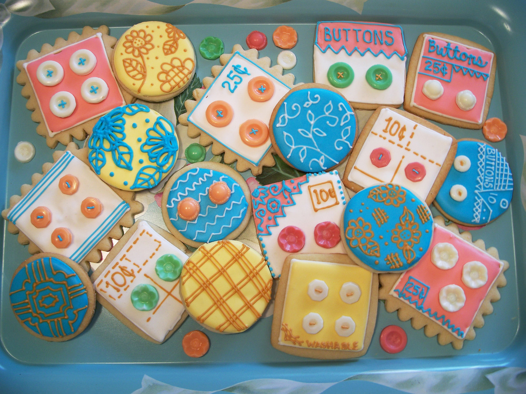 Image of: sugar cookies to decorate