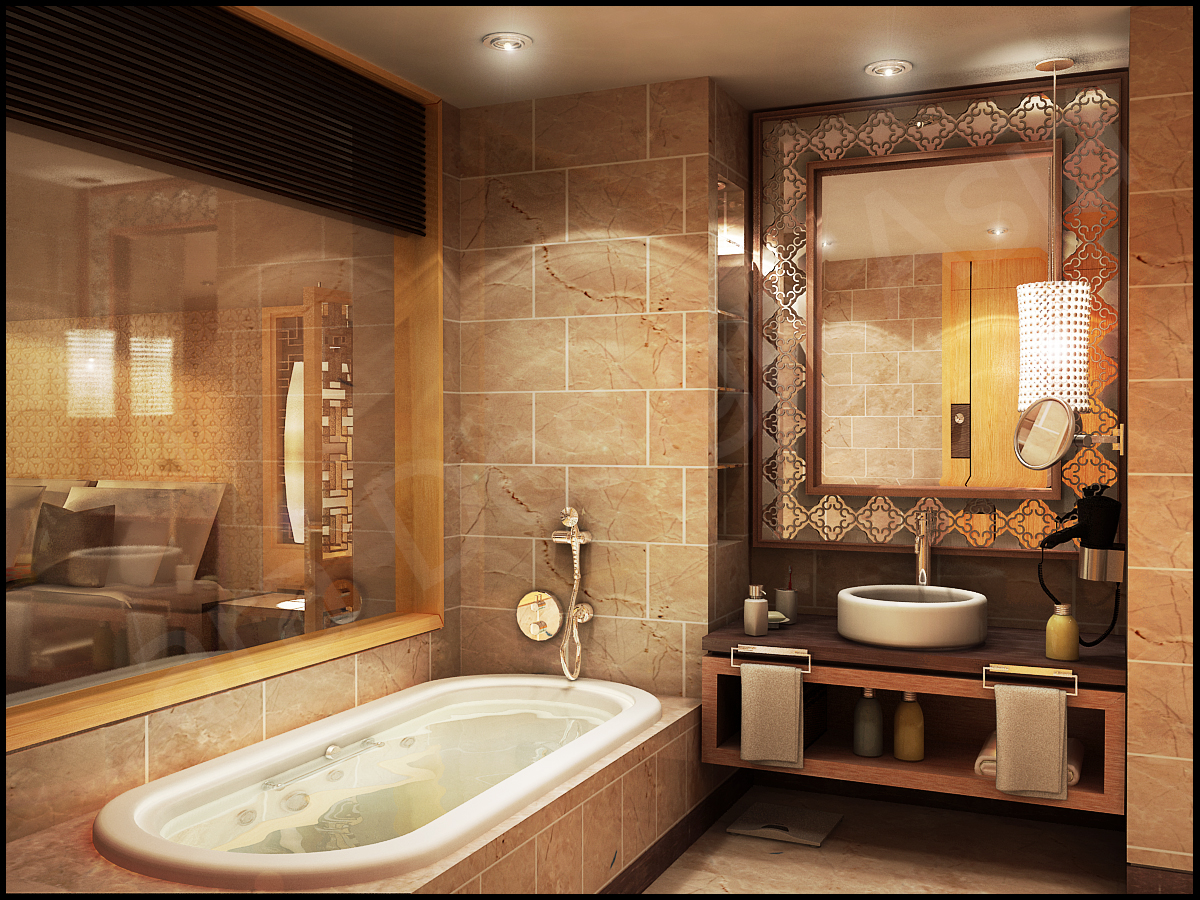 Image of: traditional bathroom designs small bathrooms
