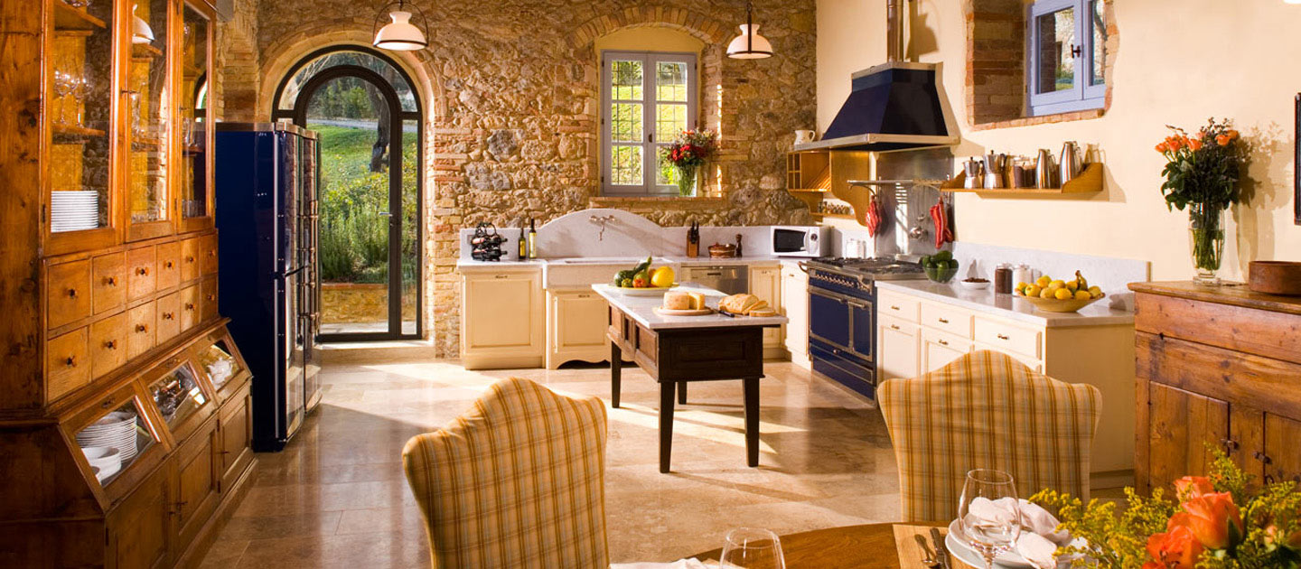 Image of: tuscan italian kitchen decor