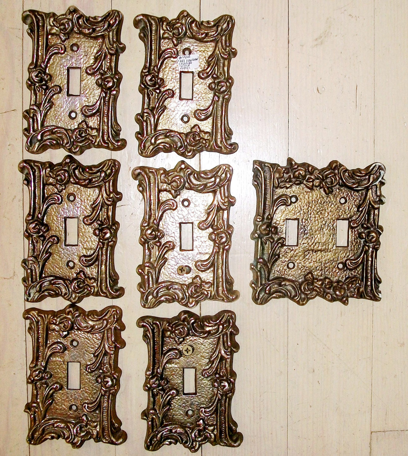 Image of: wall switch plate covers decorative
