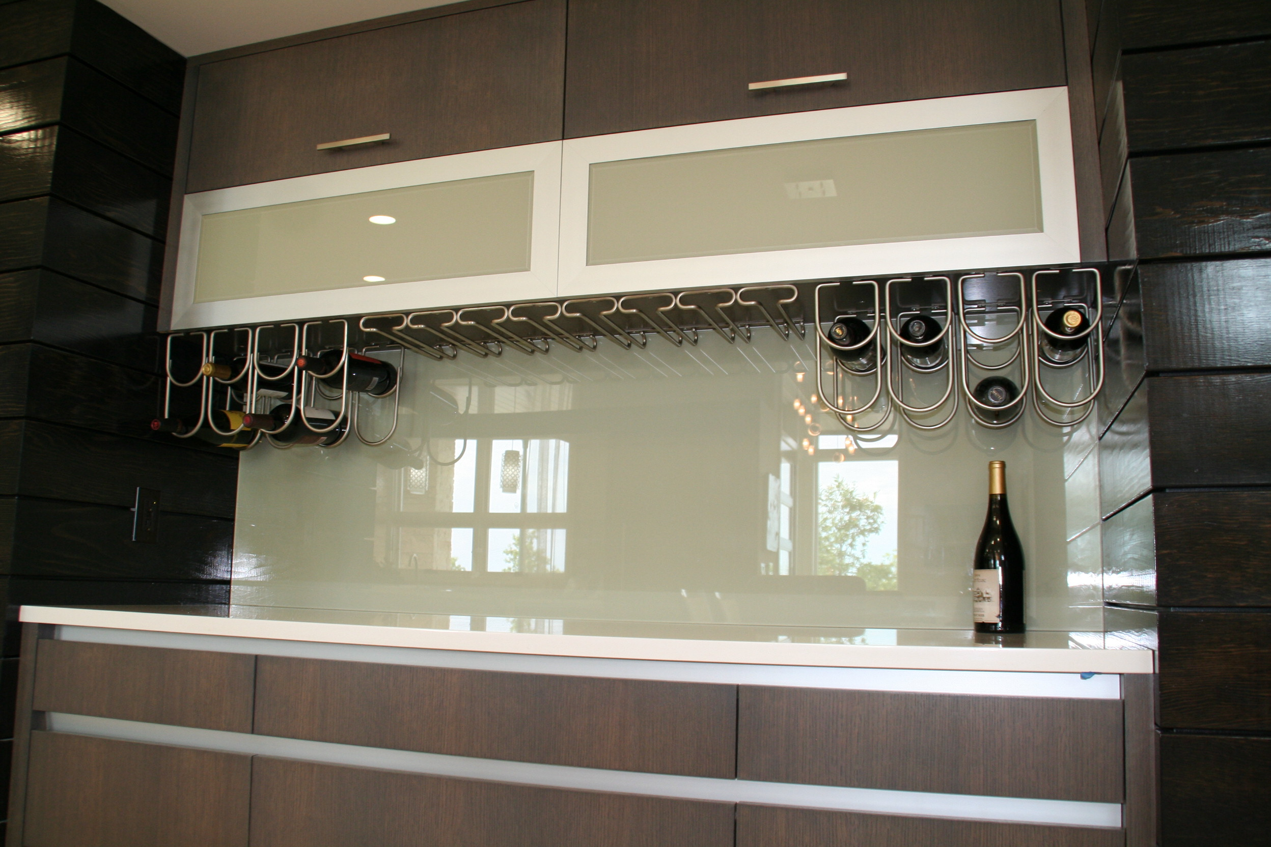 Image of: wet bar backsplash designs