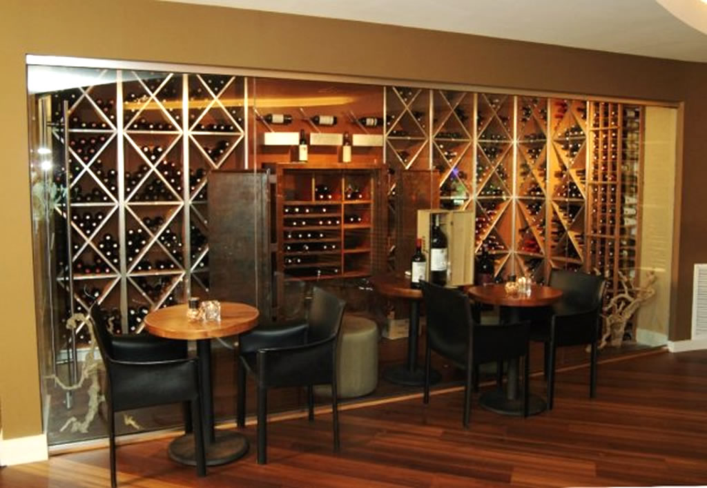 Image of: wine cellar bar design 272