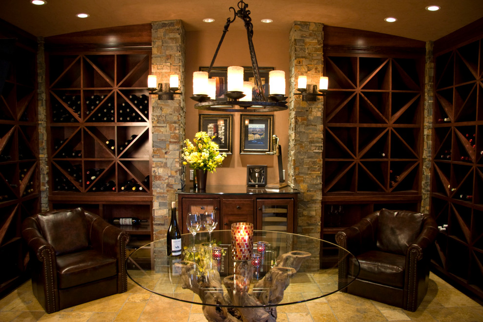 Image of: wine cellar bar design 560