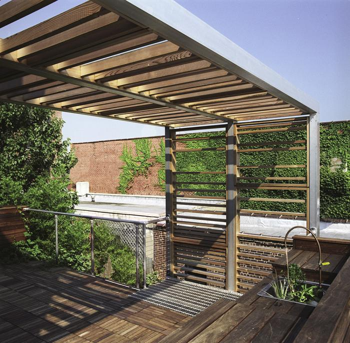 Image of: architectural trellis design