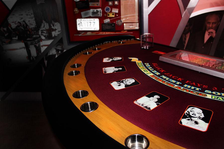 Image of: best blackjack tables in vegas