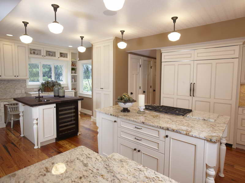 Image of: best cottage kitchens