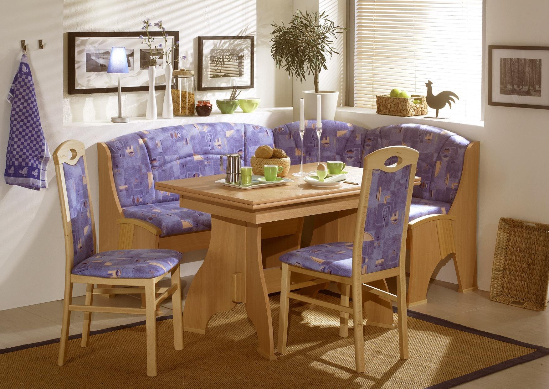 Image of: breakfast nook table