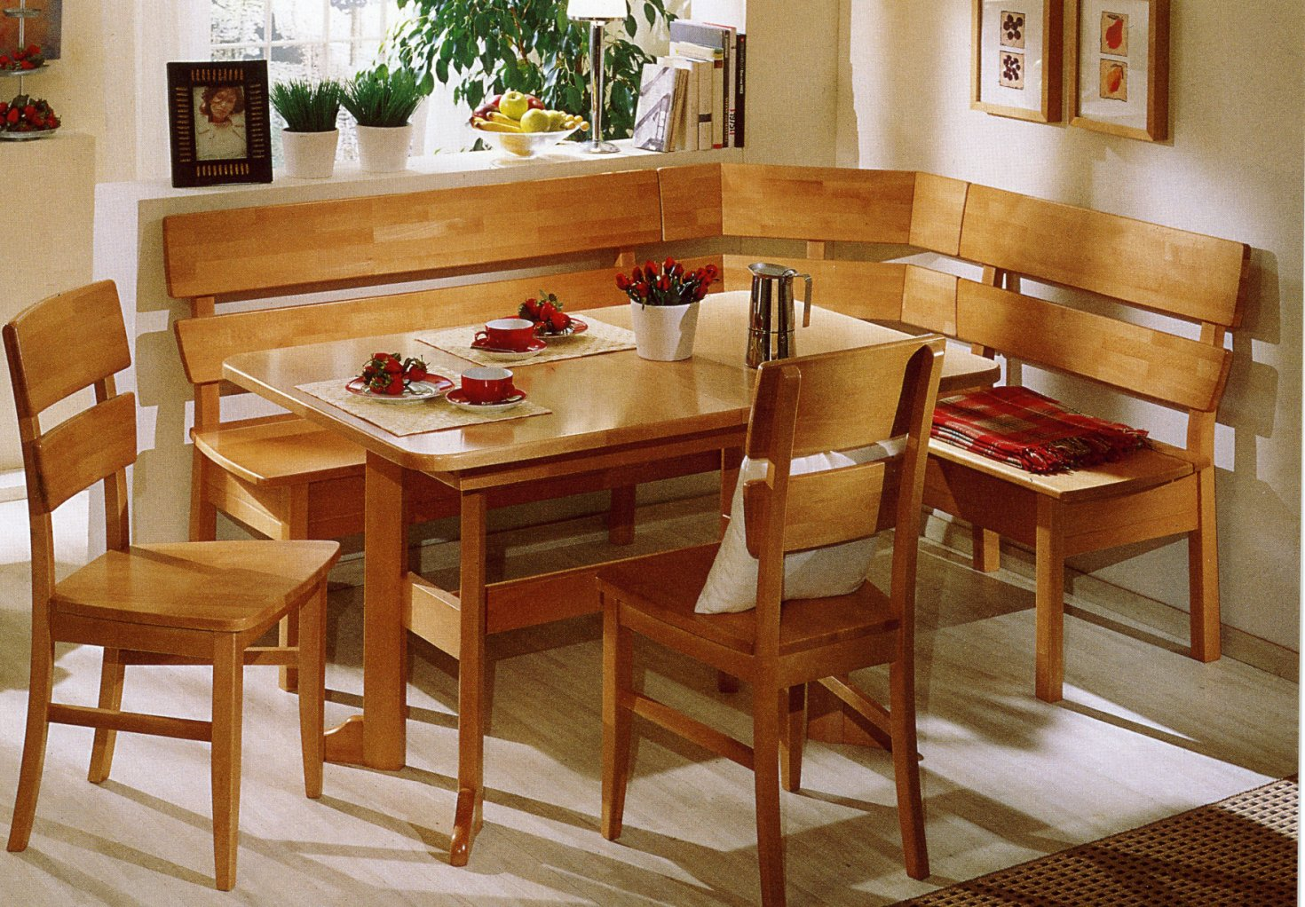 breakfast nook tables