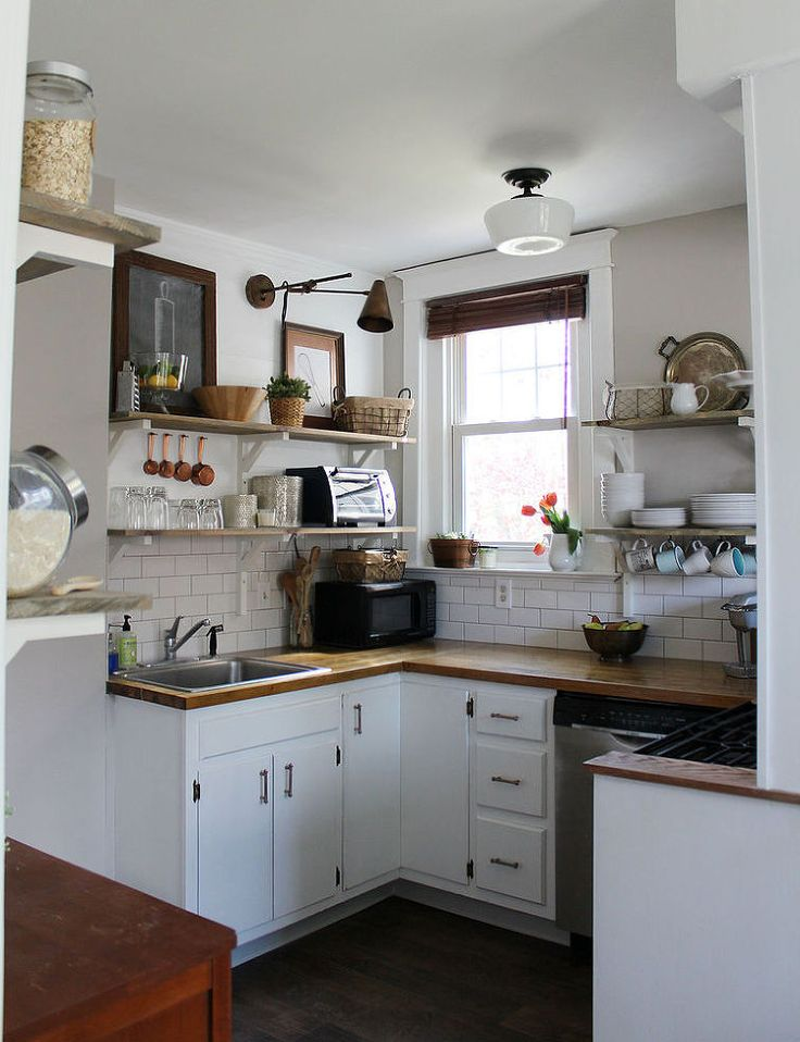 Image of: budget kitchen remodel diy