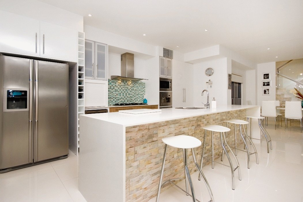 Image of: budget kitchen renovation brisbane