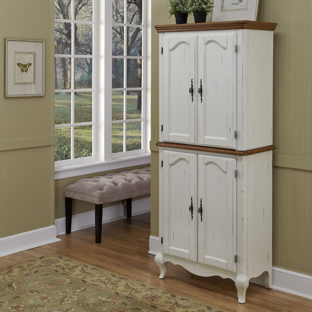 Image of: contemporary kitchen pantry cabinet
