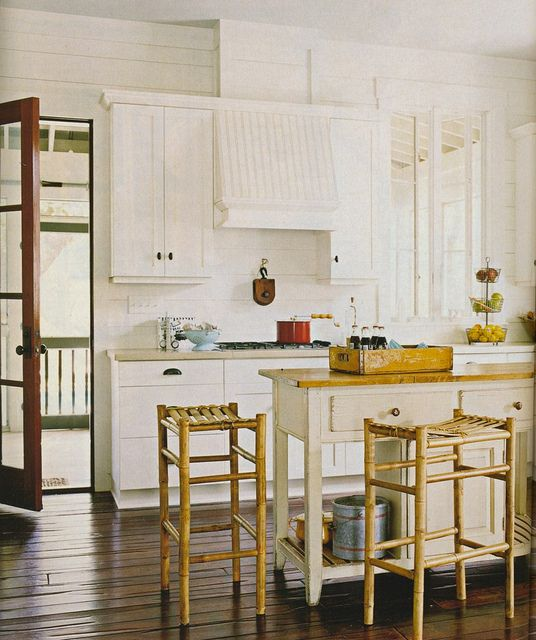 Image of: cottage kitchens magazine