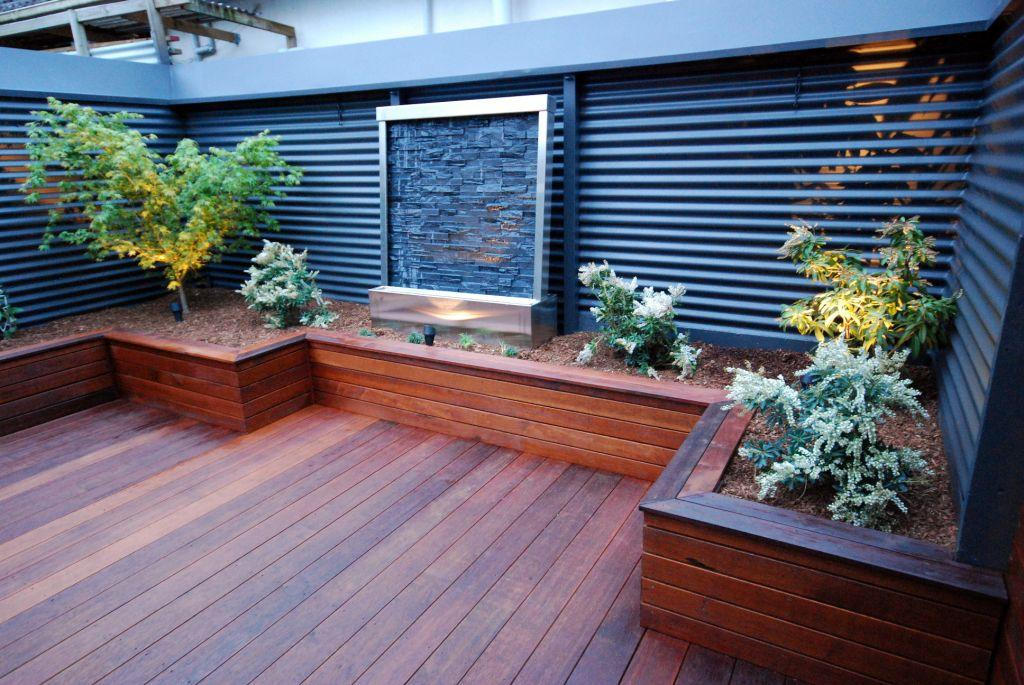 Image of: deck ideas and designs