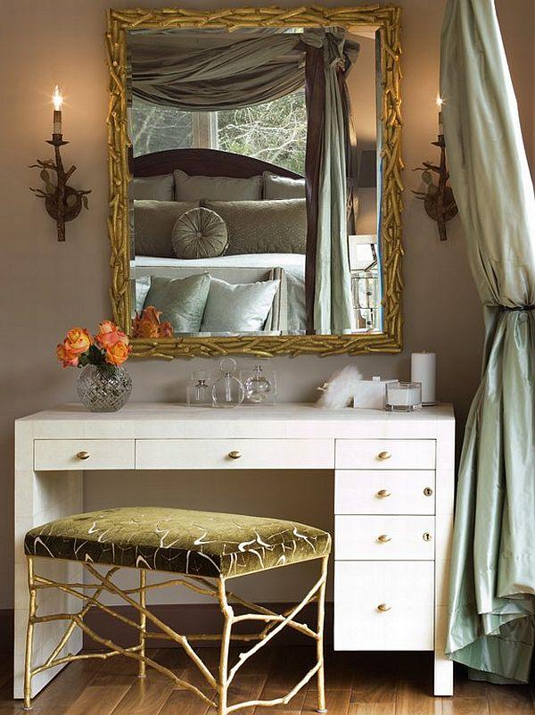 Image of: dressing table vanity