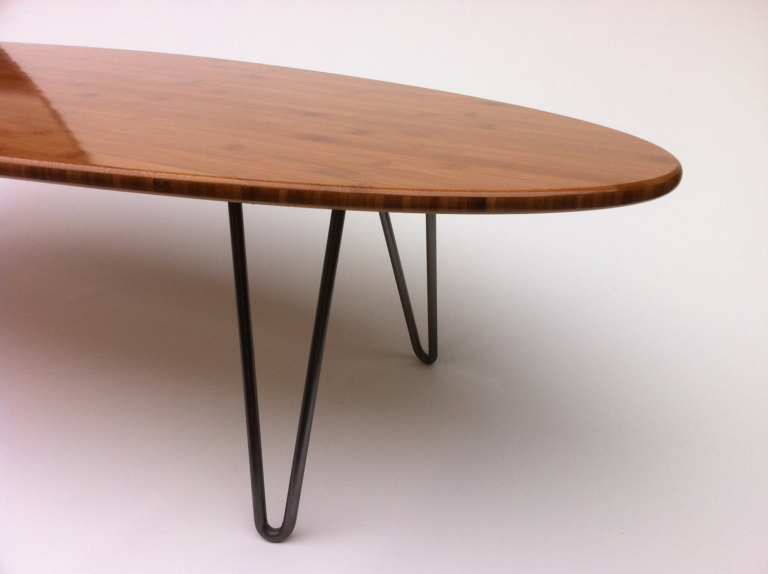 Image of: eames molded plywood coffee table