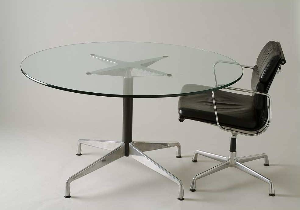 Image of: eames table base