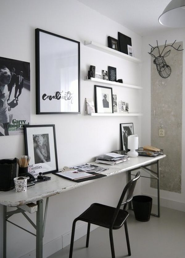 Image of: eclectic contemporary home decor