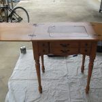 folding sewing tables