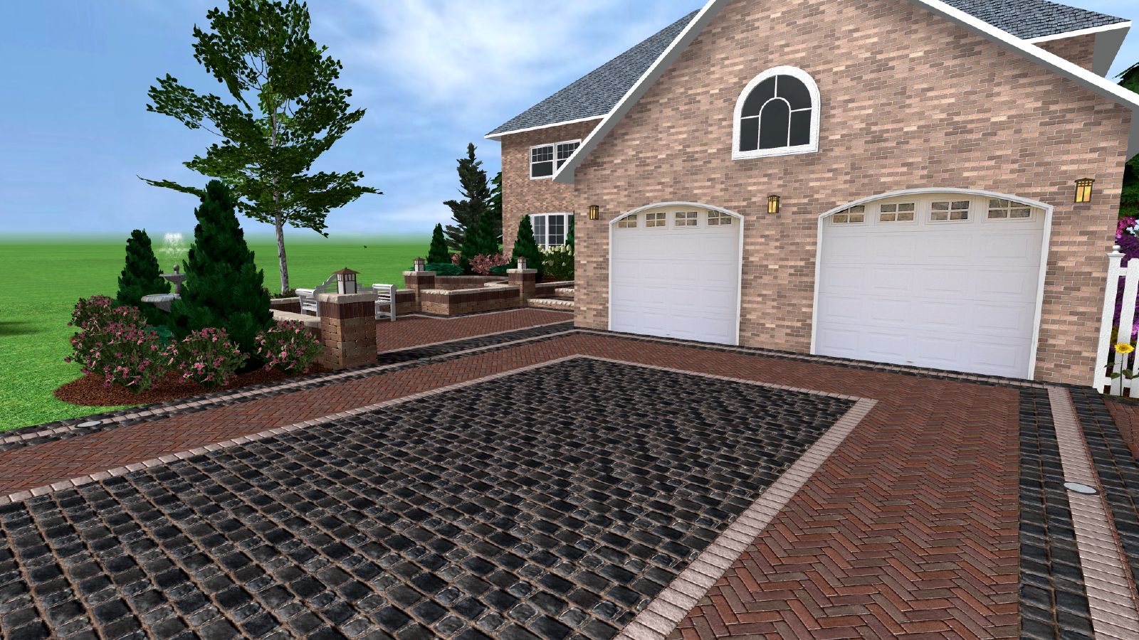 Image of: free hardscape design software